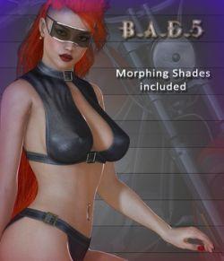 B.A.D.5- Bad Girl VII