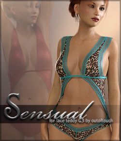 Sensual for Lace Teddy G3