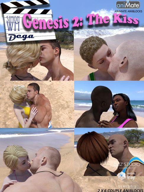 Genesis 2: the Kiss aniBlocks