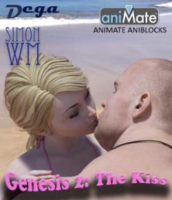 Genesis 2: the Kiss aniBlocks