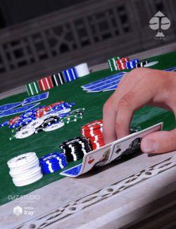 FeralFey's Poker Play