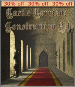 Castle Corridor Construction Kit