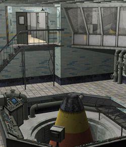 Sci-fi Retro Lab