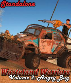 Wasteland Warriors- Angry Bug- STANDALONE