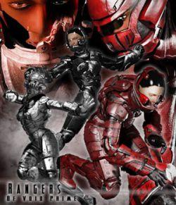 S1M Scarlet: Void Prime Ranger