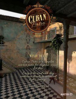 Cuban Patio