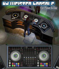 DJ Meister Console