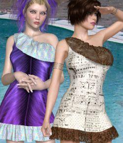 DA-SummerFun for Summer Dress