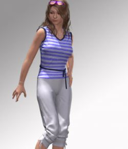 V4SO outfit for V4A4