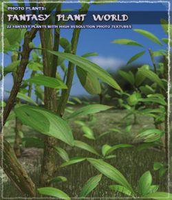 Photo Plants: Fantasy Plant World
