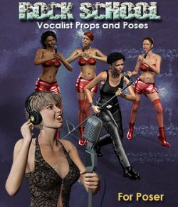 Rock School Vocalists for POSER