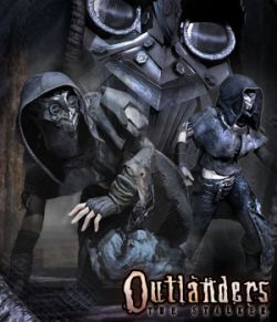 S1M Scarlet: Outlanders Stalker