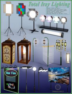 Total Iray Lighting