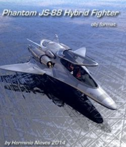 Phantom JS-88 Hybrid Fighter