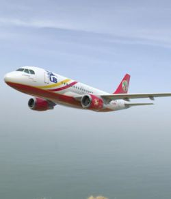 Airbus A-319 (3ds/ obj)