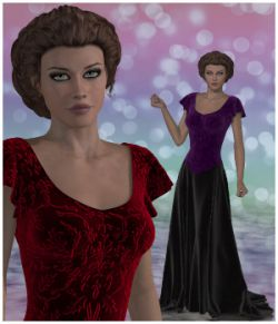 Dynamics 07 - Loveit Dress for Victoria 4