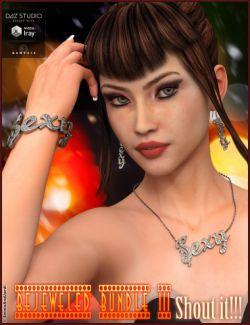 Bejeweled Bundle 3: Shout It