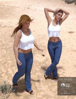 Sunny for Genesis 3 Female(s)