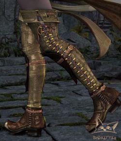 A-Zetta Boots