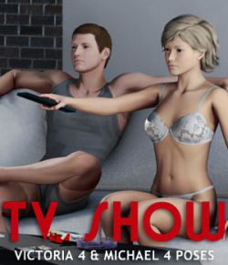 TV show V4 and M4 poses