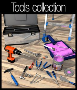 Everyday items, Tools