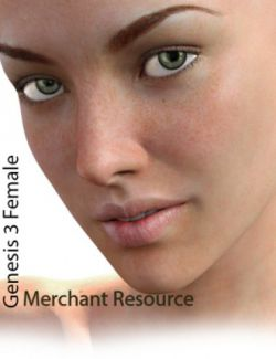 Genesis 3 Female Merchant Resource