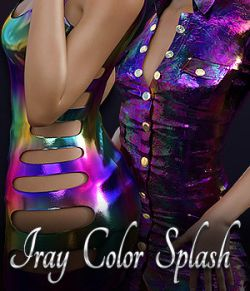 Sublime Iray Color Splash
