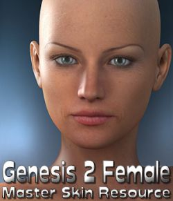 Master Skin Resource 9- Genesis 2 Female
