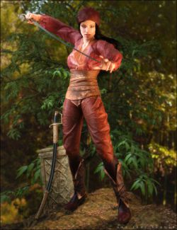 The Swashbuckler for Genesis 2 Female(s)