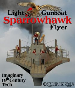 Sparrowhawk Light Gunboat Flyer