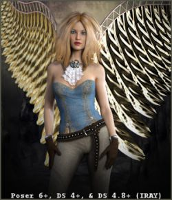 Steam Blade Wings
