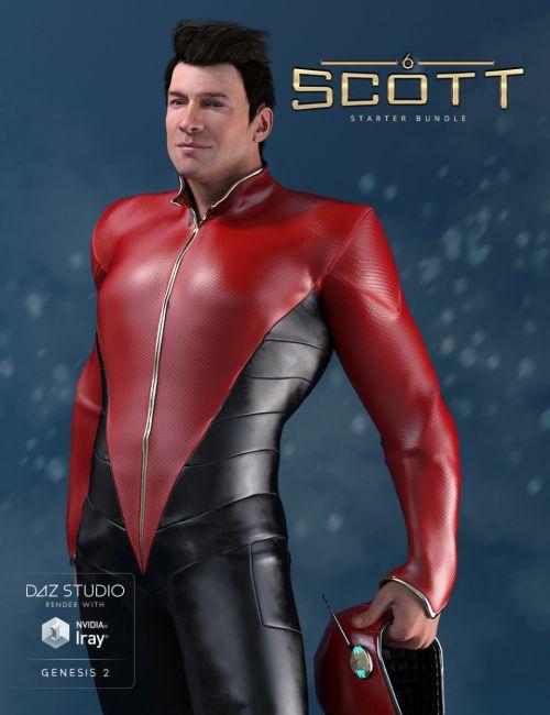 Scott 6 Starter Bundle