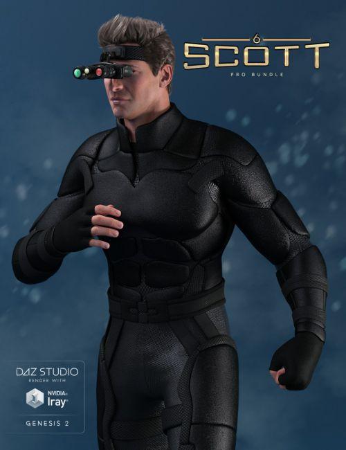 Scott 6 Pro Bundle