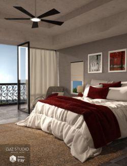Classic Comfort Bedroom