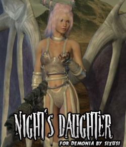 NIGHT'S DAUGHTER for S1M Scarlet:Demonia