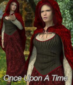 ONCE UPON A TIME - S1M Scarlet: Fantasy Fundamentals