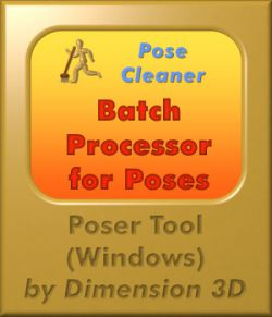 Pose Cleaner