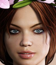 Daughters Of Eve (Faces) for G3F