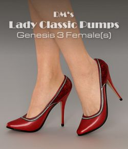 DM's Lady Classic Pumps