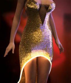 Deed Dress for Genesis 2 Female