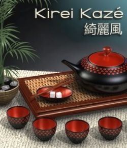 KireiKaz TeaSet