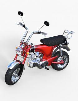 1969 Minibike