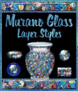 Murano Glass Layer Styles