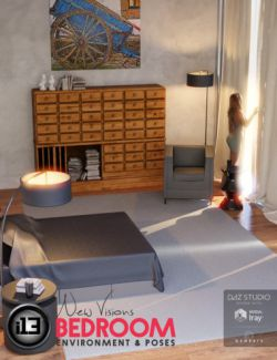 i13 New Visions Bedroom