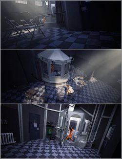 Prison Death Chamber