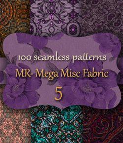 MR- Mega Misc Fabric 5