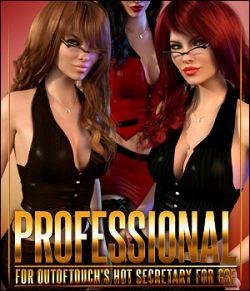 Professional for HOT Secretary