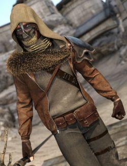 Savage Hunter for Genesis 2 Male(s)