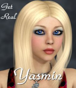 Get Real for Yasmin hair