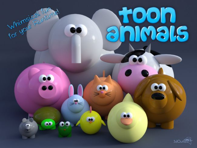 Toon Animals